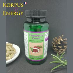 Cranberry - Korpus Energy France