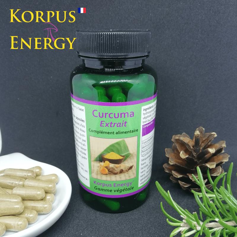 Curcuma - Korpus Energy France
