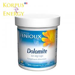 Dolomite - Korpus Energy France