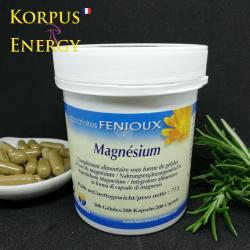 Magnéisum - Korpus Energy France